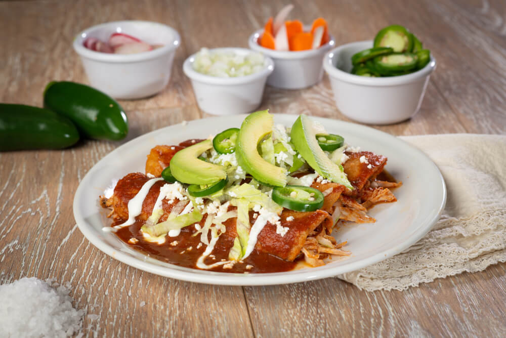 Cómo preparar una enchiladas potosinas perfectas — Entre ...