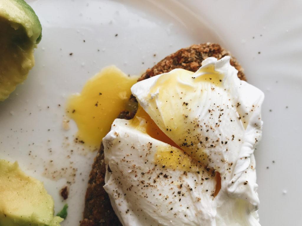 cómo hacer nubes de huevo