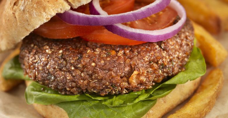 cómo preparar hamburguesas vegetarianas