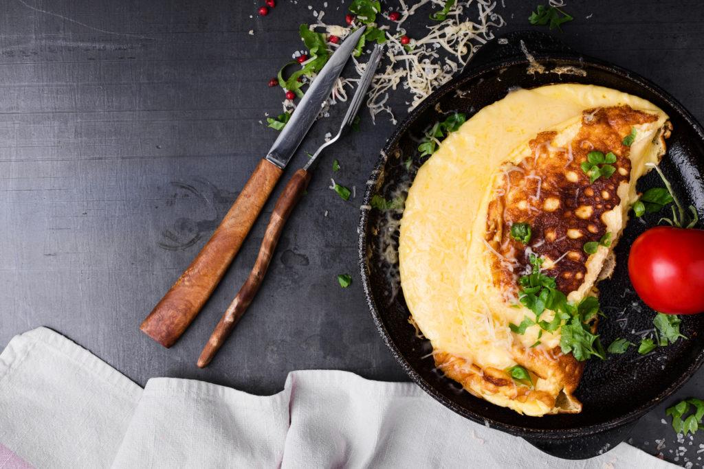 omelette día de las madres
