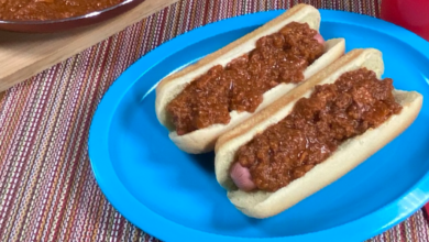 hot dog estilo tejano
