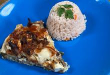Receta pastel azteca sardina