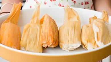 tamales de sardina