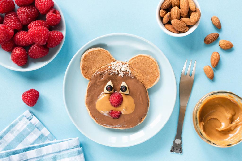 Cómo hacer los hot cakes más lindos y divertidos, ¡paso a paso!
