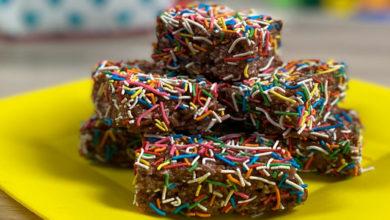 Prepara unas barras de cereal llenas de energía
