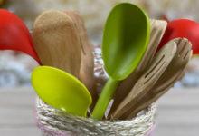 Aprende a crear un práctico porta utensilios de cocina